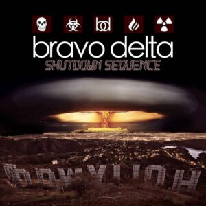 Shutdown Sequence album cover by Bravo Delta