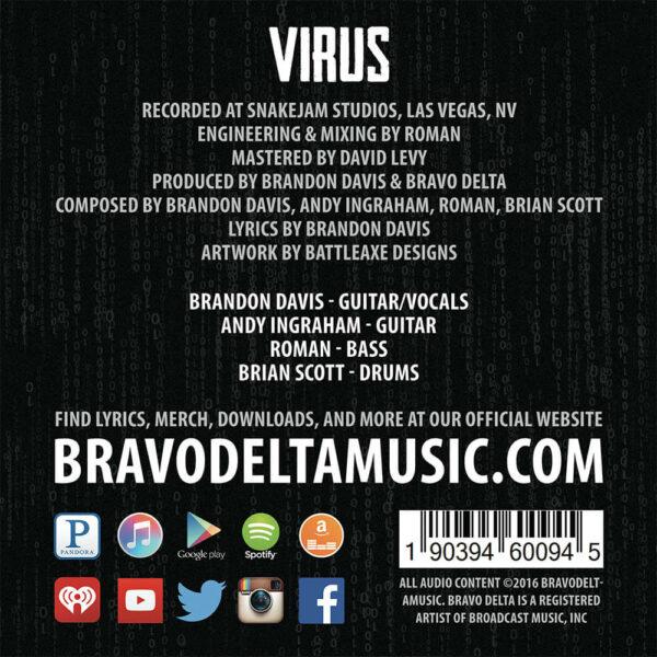 Virus cd panel