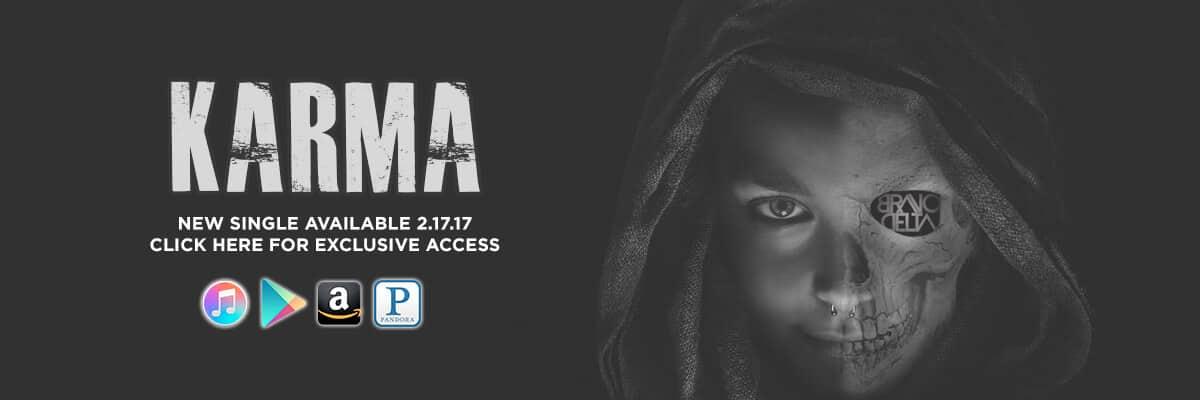 New Single Karma by Bravo Delta