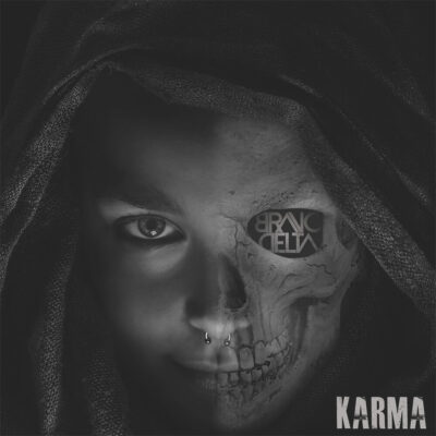 Karma Album Cover by Bravo Delta